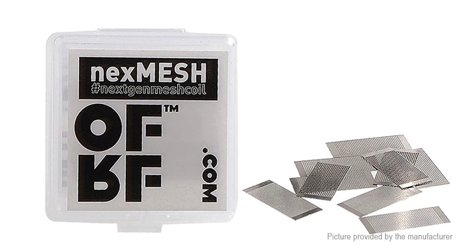 OFRF nexMesh Rebuildable Coil 10 pack