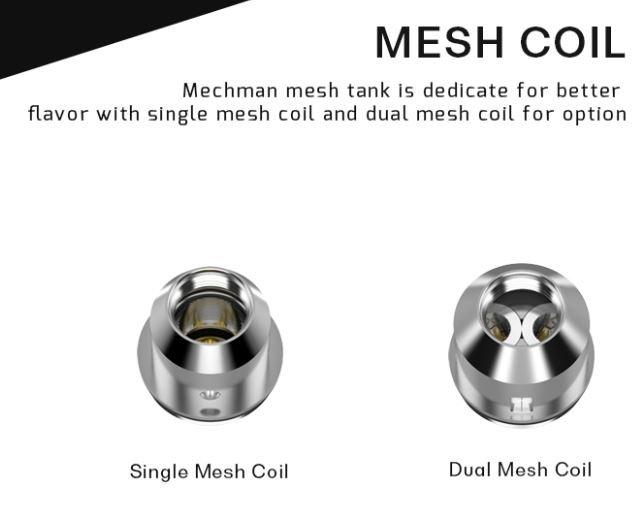 Rincoe Mechman Mesh Coil