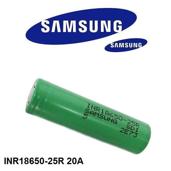 Samsung 25R Battery