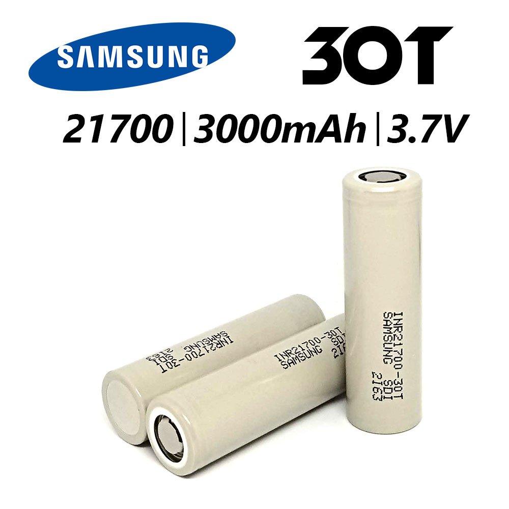 Samsung 30T 21700 40amp