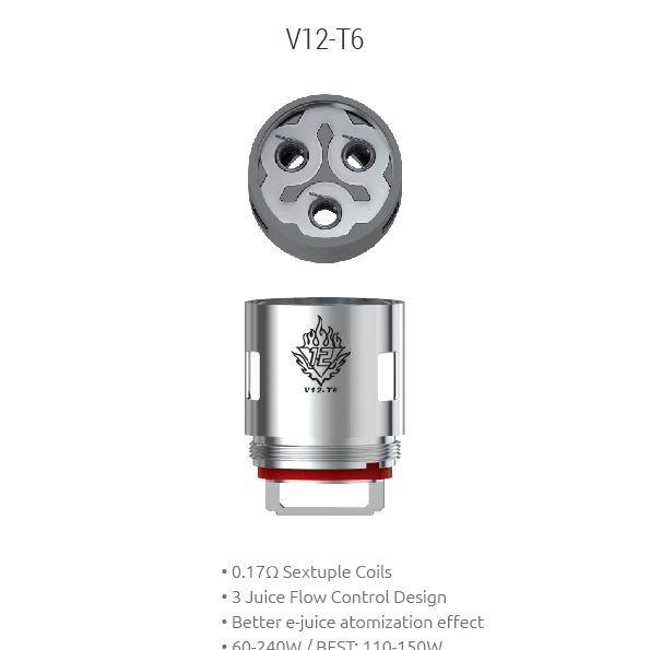 Smok - T6 Coil 0.17ohm