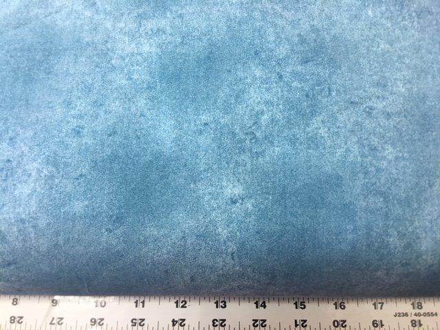 115 P&B Suede Widebacks Blue