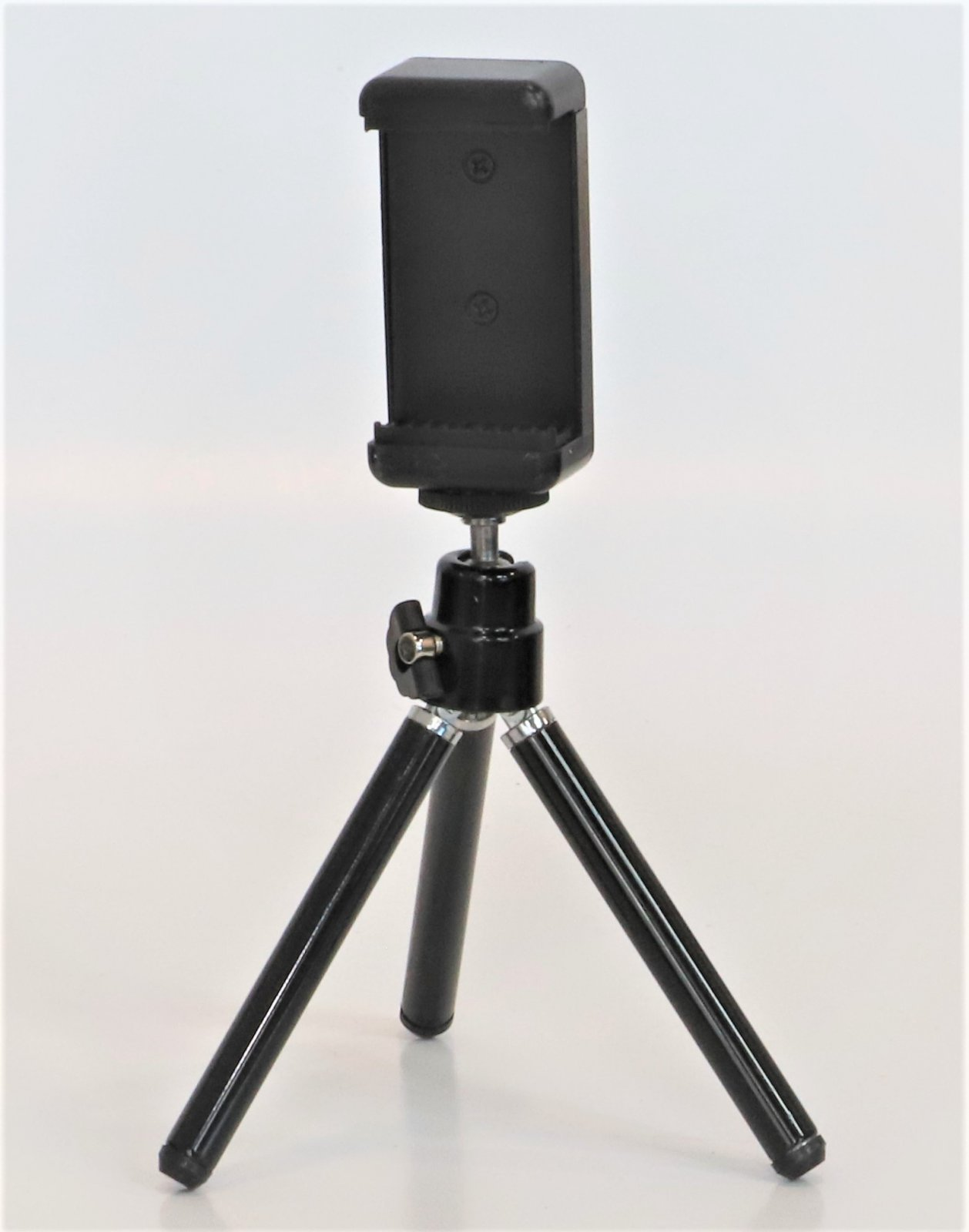Mini Tripod - Ball Head and Phone Adapter