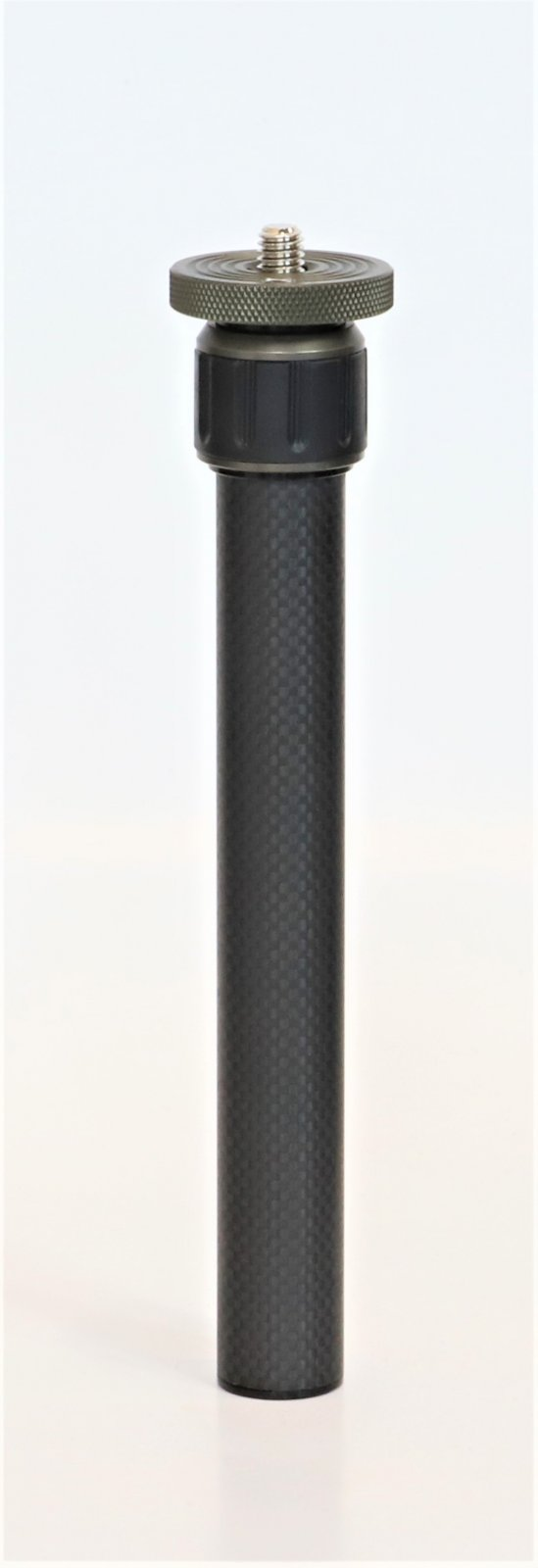 Telescoping Riser Assy - 9-15 x 26mm Tube, Carbon Fiber