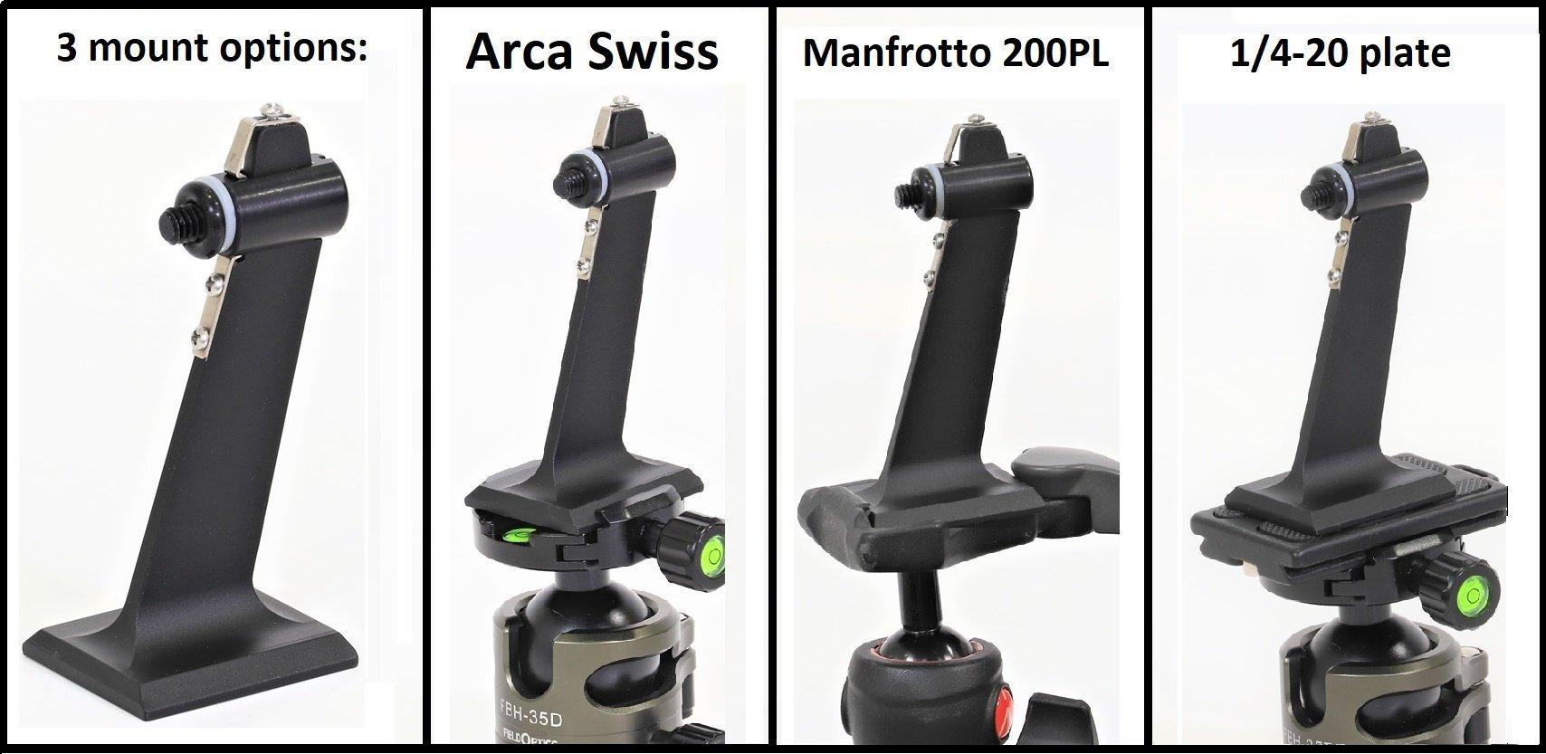 Rapid-Release Binocular Tripod Adapter GEN 2