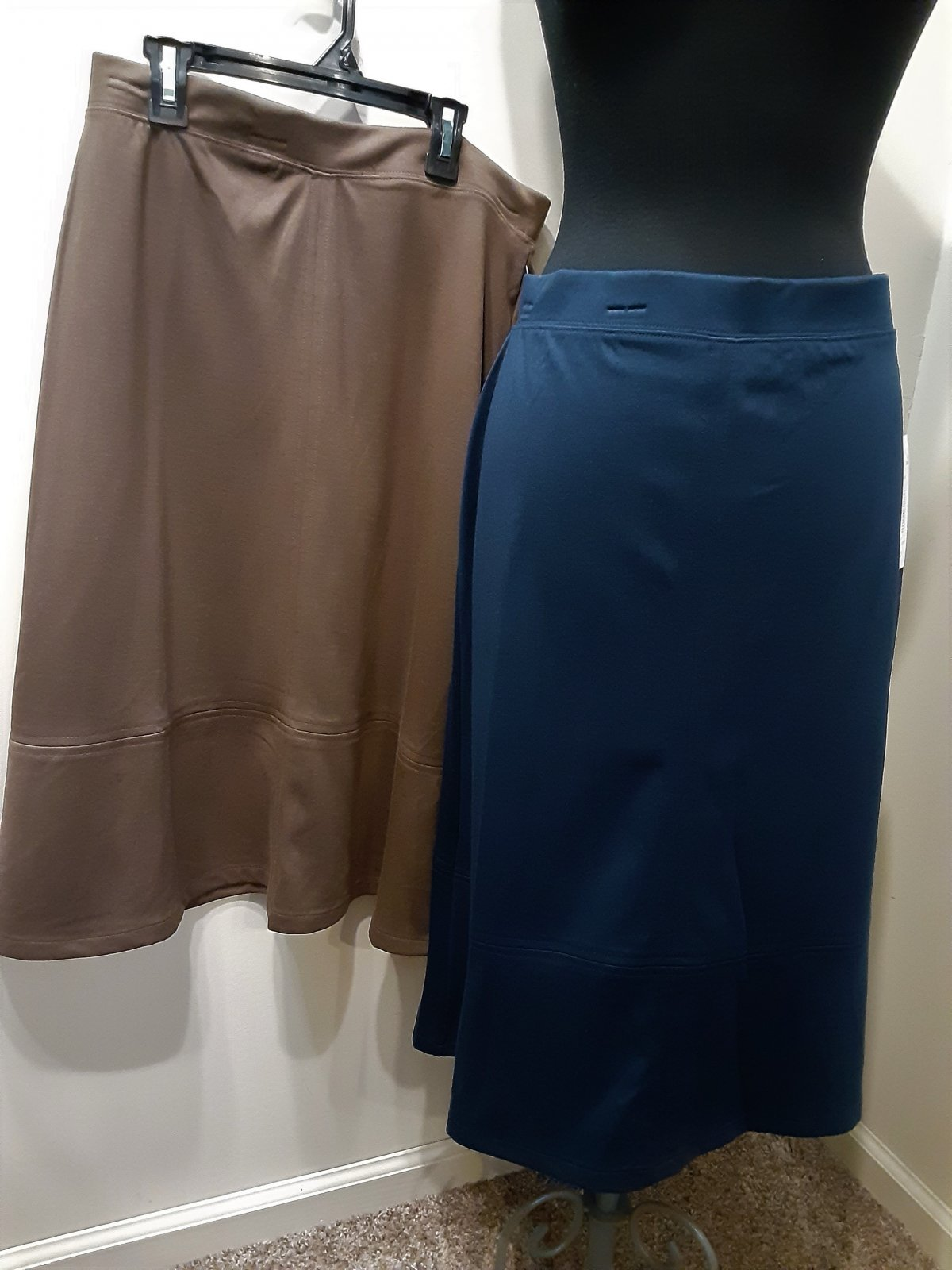 Southern Lady Brown Skirt