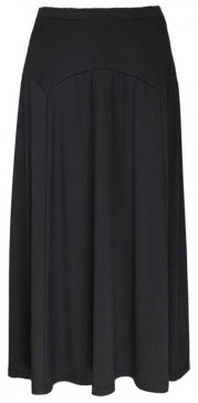 SL Black A-line Skirt