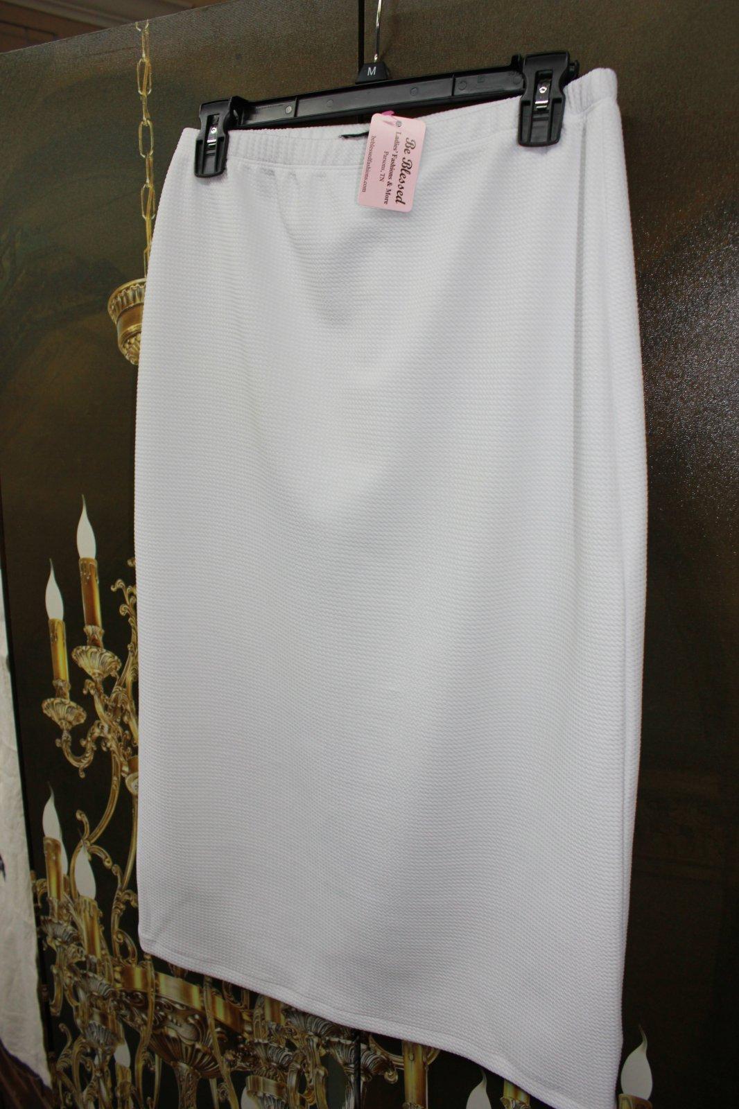 Favorite Skirt 29 White