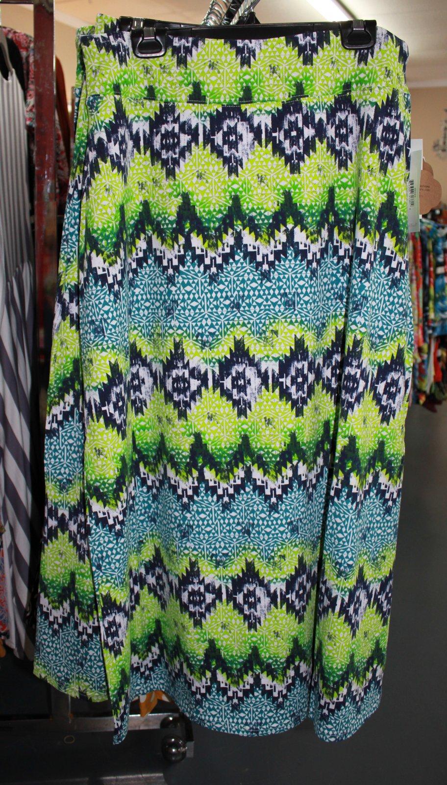 Keren Hart Maxi Skirt multicolor