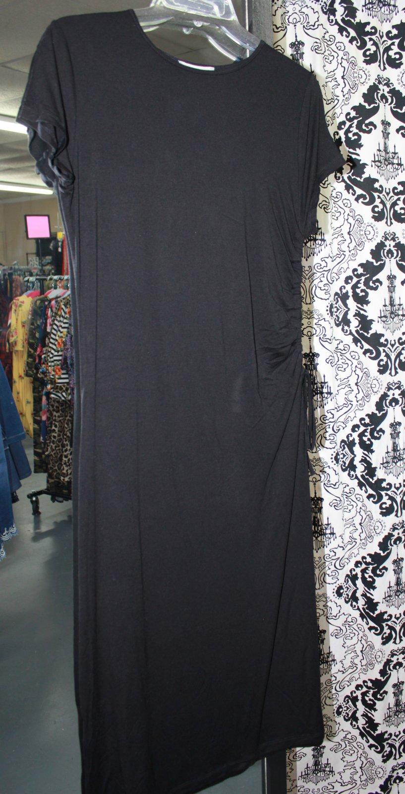 Charlie Page Black Dress