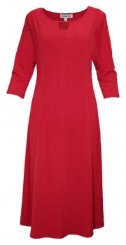 Plus Southern Lady Red dress