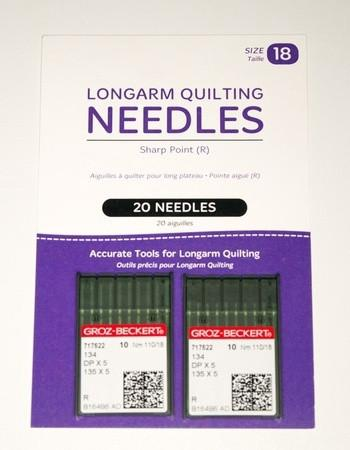 HQ Longarm Quilting Needles