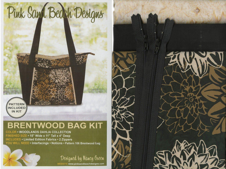 Brentwood Bag Woodland Kit