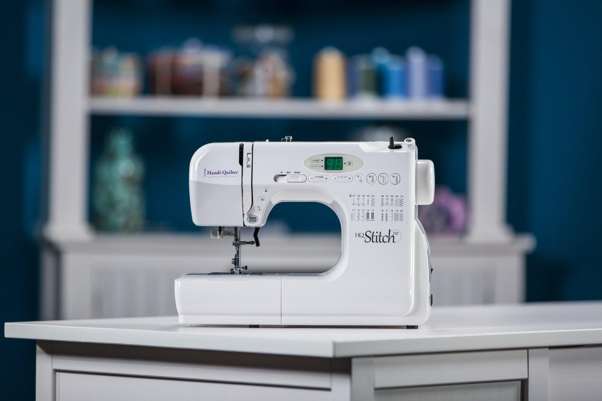 HQ Stitch 210 Sewing Machine - USED