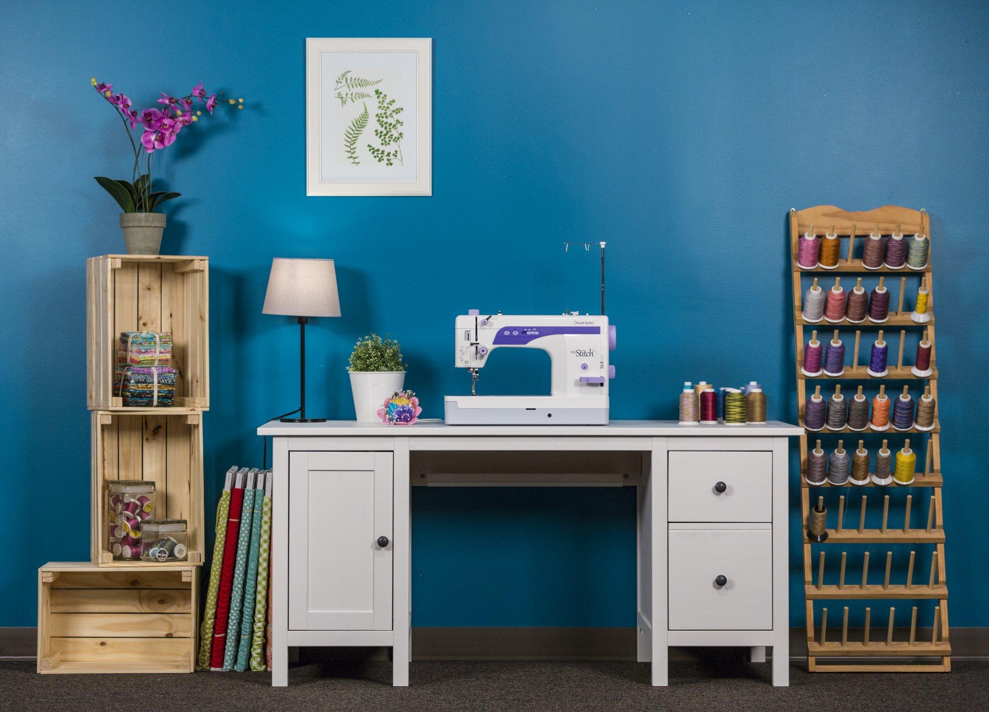 HQ Stitch 510 Sewing Machine