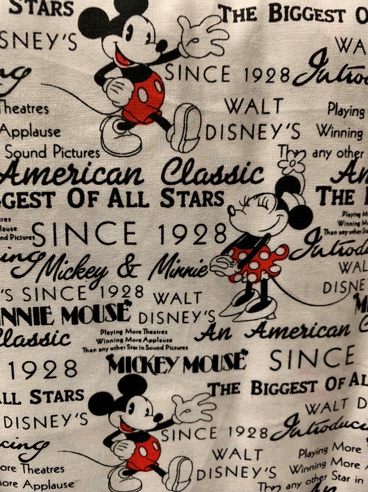 Mickey & Minnie American Classic