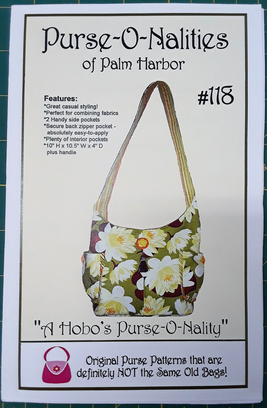 A Hobo's Purse-O-Nality