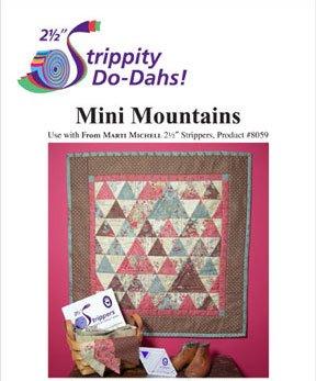 Strippity Do-Dahs! Mini Mountains
