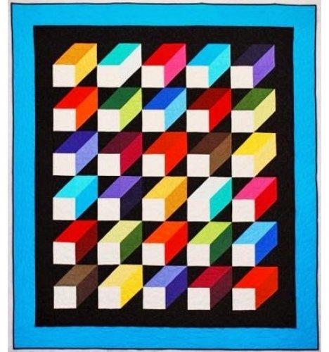 Block Party Quilt Kit