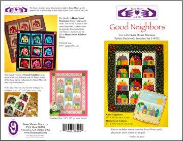 Good Neighbors Quilt Pattern