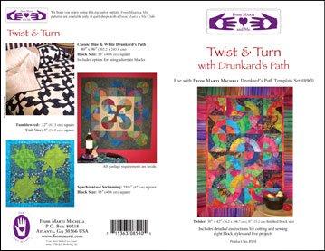 Twist & Turn With Drunkard's Path
