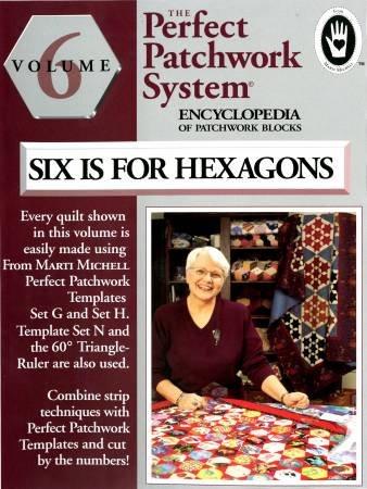 Encyclopedia of Patchwork Blocks Volume 6