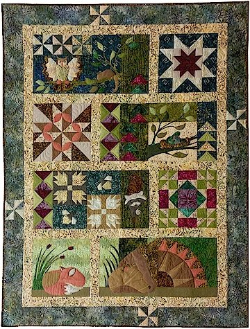 Night Watchman Quilt Kit