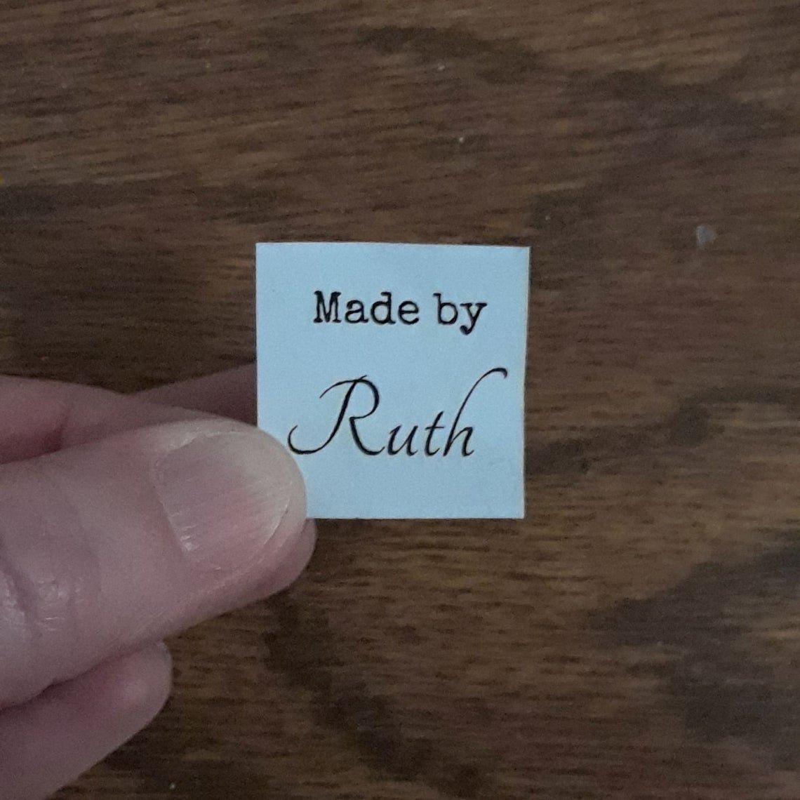 Custom Label Square 1 48-count