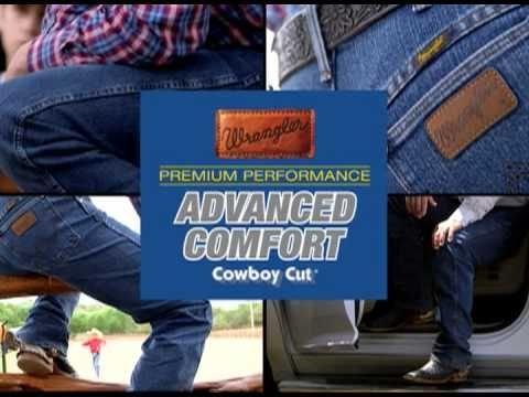 43aa2e6f PrWrangler Premium Performance Advanced Comfort Cowboy Cut  Regular Fit Jean