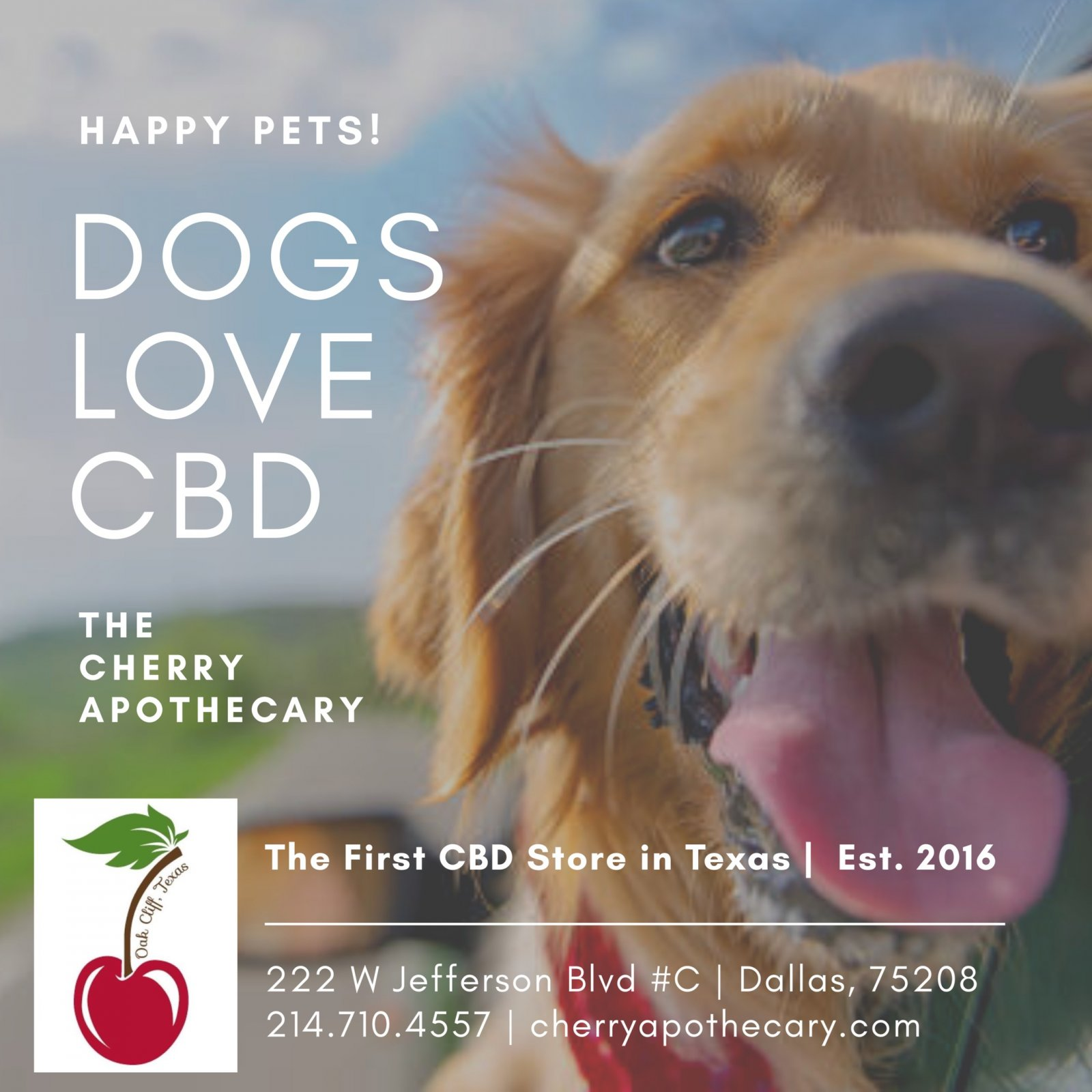 Cherry Apothecary | The Best CBD Oil Products in Dallas Texas