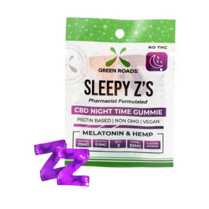 Green Roads Sleepy Z's 50MG
