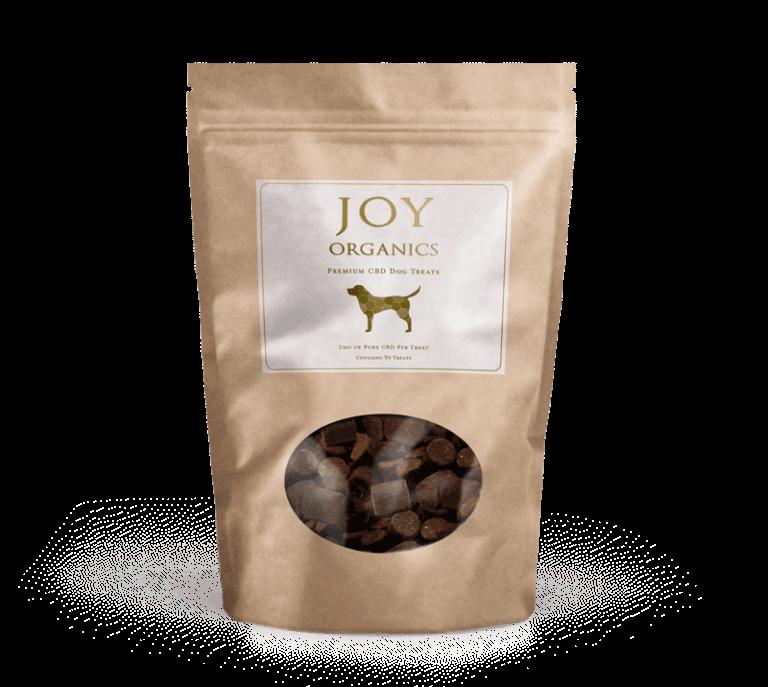 Joy Organics Premium CBD Dog Treats 60MG