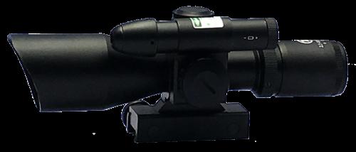 OSPREY/w rifle Standard 2.5-10X42 MDG With 5MW Green Laser