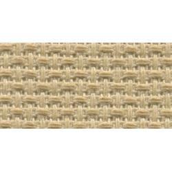 Charles Craft Gold Standard Aida 14 Count 15X18  Beige