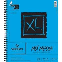 Canson XL Mix Media 11 x 14
