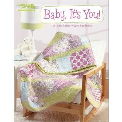 Baby, It's You! 10 Quilts & Bags by Amy Hamberlin