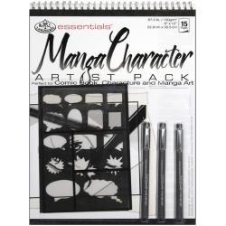 essentials? Artist Pack Manga Character
