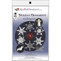 Quilled Creations Quilling Kit Holiday Ornaments