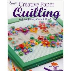 Annie's Books Creative Paper Quilling