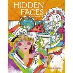 Taunton Press Hidden Faces Coloring