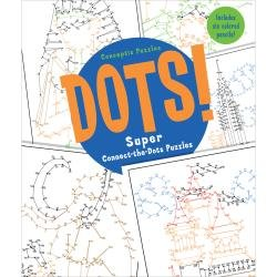 Sterling Publishing Dots! Super Connect-The-Dots Puzzles