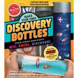 Make Your Own Discovery Bottles Book Kit