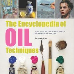 Search Press Books Encyclopedia Of Oil Techniques