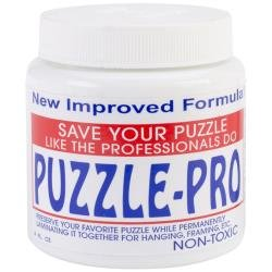 Puzzle Pro Puzzle Glue-4oz