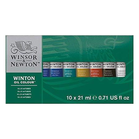 Winton Oil Color Sets