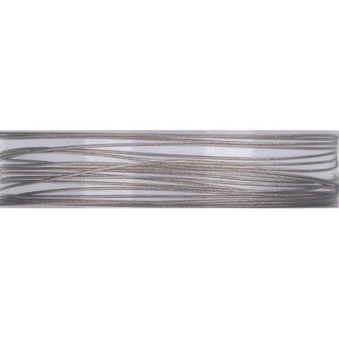 Nylon Coated Flexible Wire - 49 strand .18 in x 30 ft