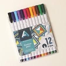 Art Alternatives Finline Pens