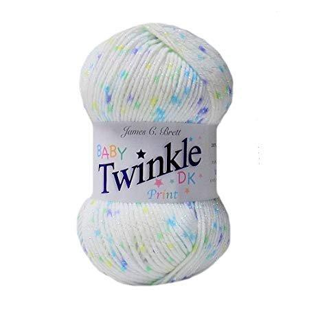 Baby Twinkle DK Print