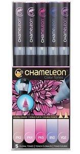 Chameleon Art Markers 5pc set