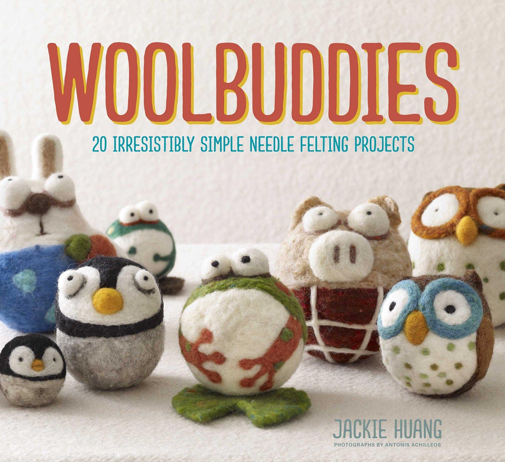 Woolbuddy Book